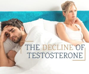 Male Health, The Decline of Testosterone - Radiant Health SF Blog Post