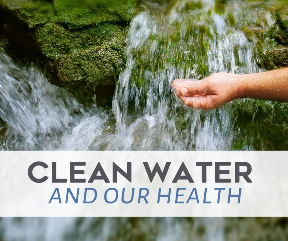 Clean water and our health - Radiant Health SF Blog Post